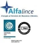 Logo de Alfa Lince S.A